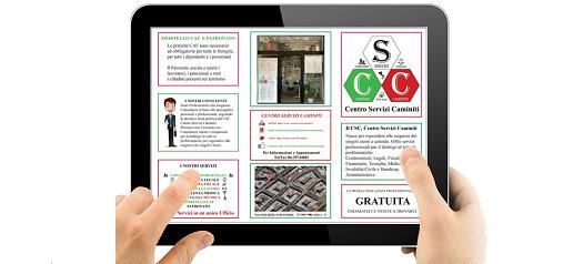 Brochure Centro Servizi Caminiti