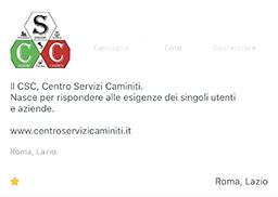 Foursqare Centro Servizi Caminiti