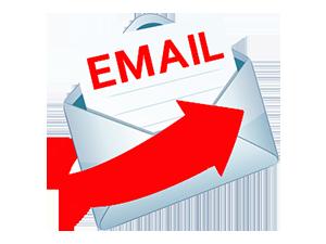 Inviate Email di Contatto