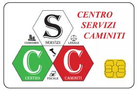 Fidelity Card del Centro Servizi Caminiti