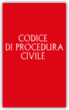 Codice Procedura Civile