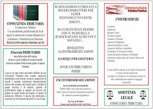 Brochure Tributario Centro Servizi Caminiti