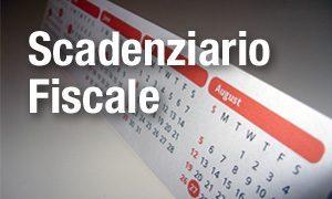 Scadenzario Fiscale - Centro Servizi Caminiti