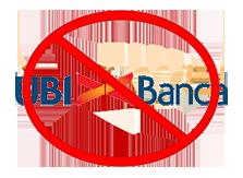 Disdetta UbiBanca - Centro Servizi Caminiti