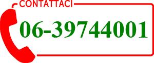 Contatto Telefonico CSC Primo Numero