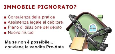 Immobile Pignorato