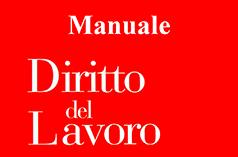 Manuale Diritto del Lavoro