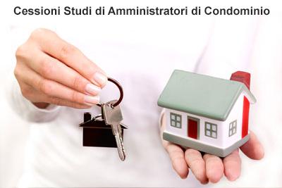 Cessioni Studi di Amministratori di Condominio
