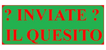 INVIATE QUESITO