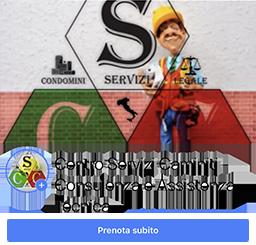 FacebookCSC - Consulenza e Assistenza Tecnica