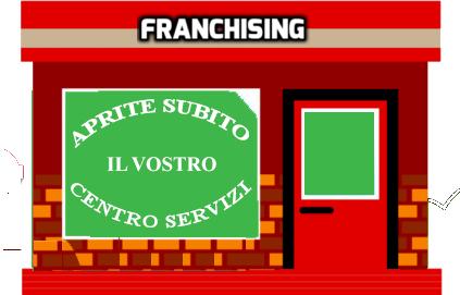 Negozio Franchising CSC