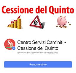 FacebookCSC-Cessione del Quinto