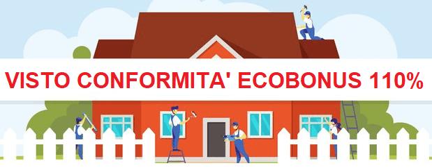 Visto Conformità Ecobonus 110%