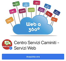 ServiziWebfacebookCSC