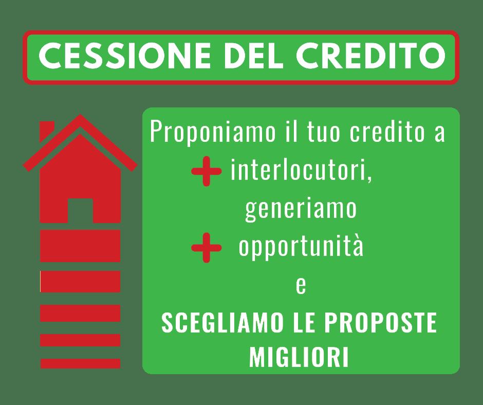 Cessione del Credito CSC